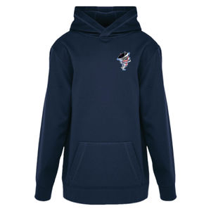 YOUTH ATC™ GAME DAY™ FLEECE HOODED SWEATSHIRT Thumbnail